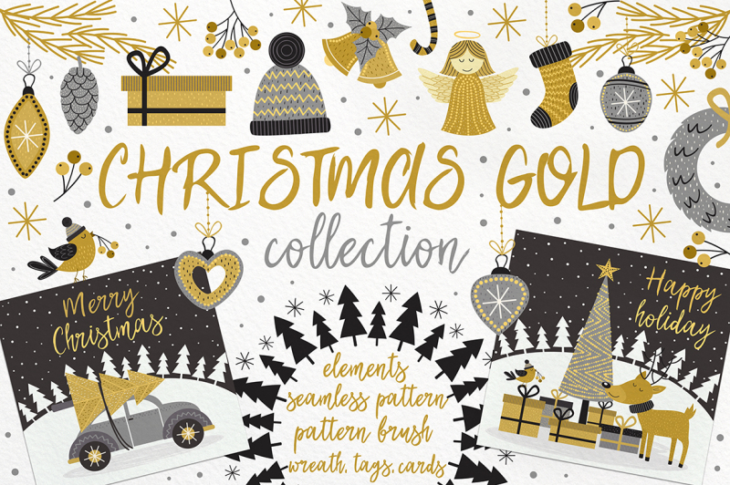 merry-christmas-gold