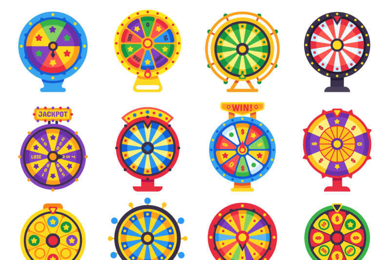 wheel-of-fortune-turning-lucky-spin-game-wheels-spinning-money-roule