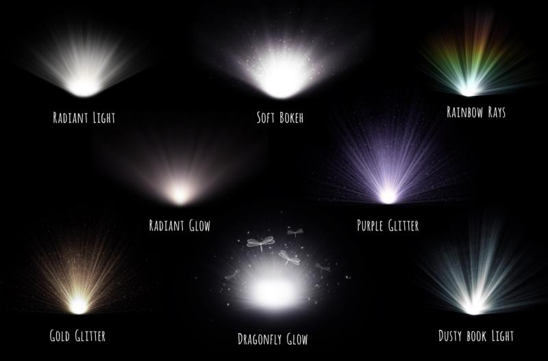 light-burst-overlay
