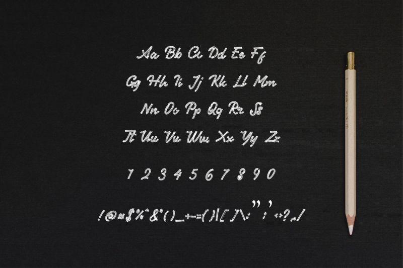paraf-brush-font
