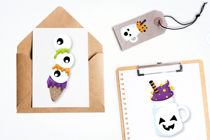 halloween-sweets-graphics-and-illustrations