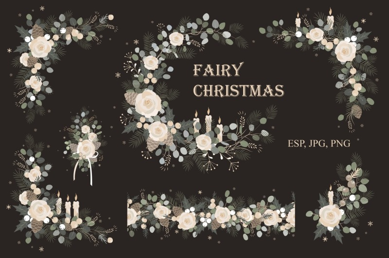 fairy-christmas-collection