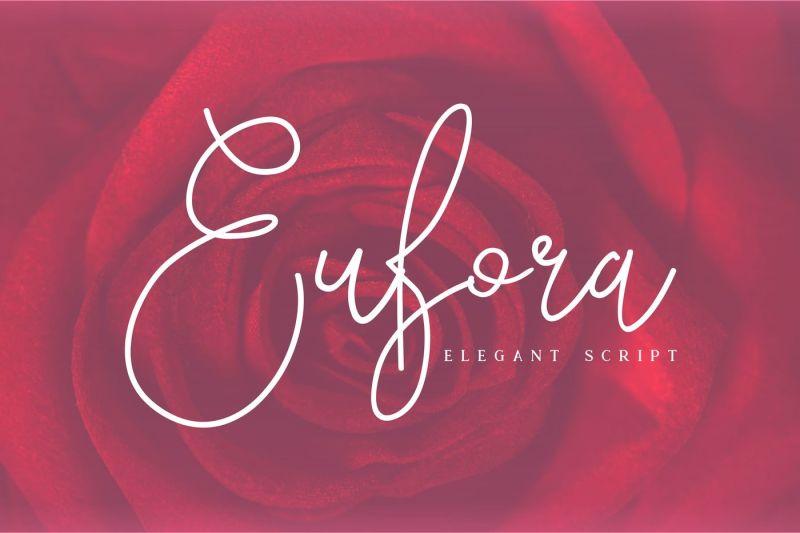eufora-elegant-script