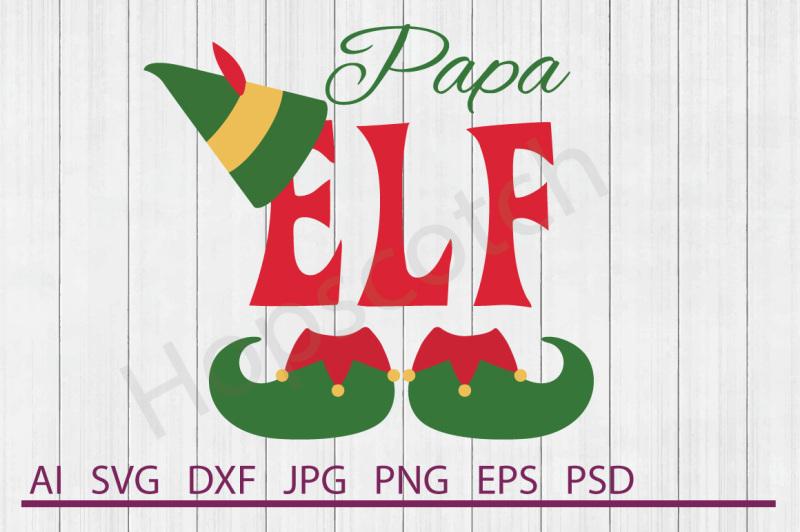 papa-elf-svg-papa-elf-dxf-cuttable-file