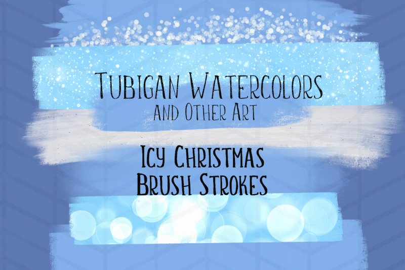 8-brush-strokes-for-an-icy-christmas-theme