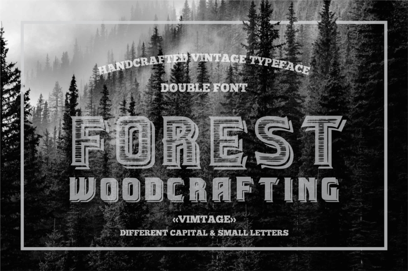 vintage-style-double-lettered-typeface