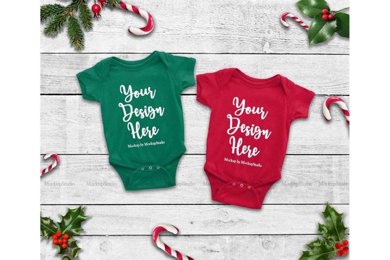matching-christmas-baby-bodysuits-mockup