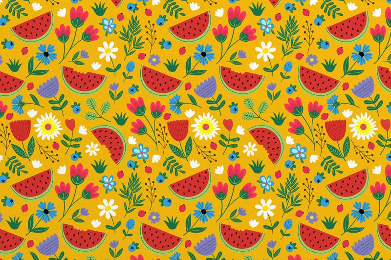 season-pattern-collection