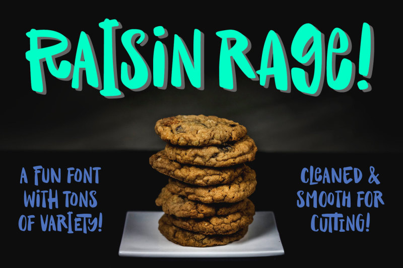 raisin-rage-a-fun-and-casual-font