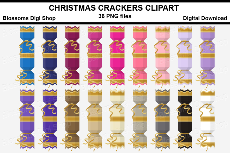 christmas-crackers-gold-clipart-multi-colours-36-png-files