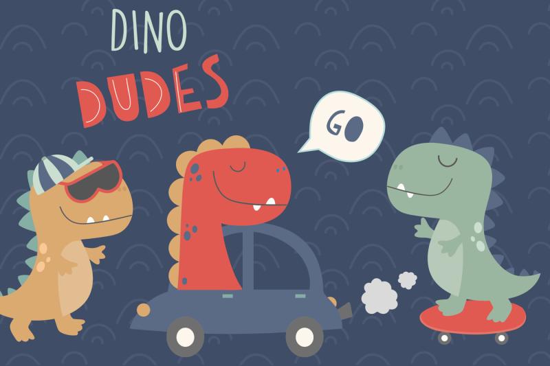 dino-dudes