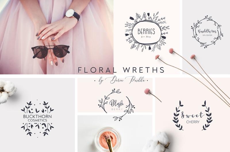 feminine-logo-templates