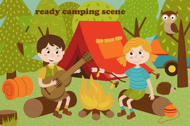 camping-set