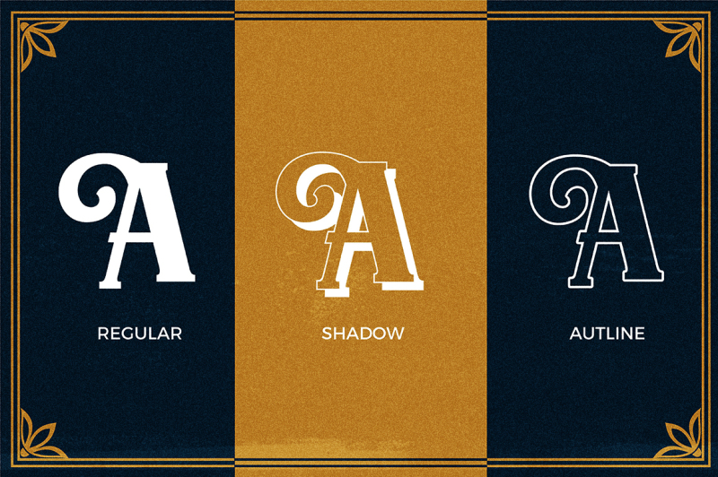 chellora-typeface