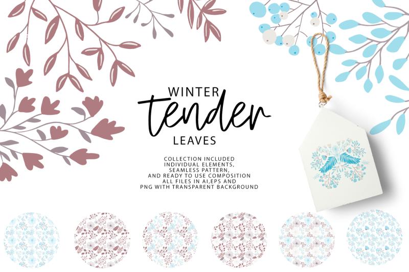 winter-tender-leaves
