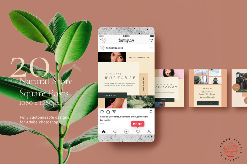 the-natural-store-instagram-stories-and-posts