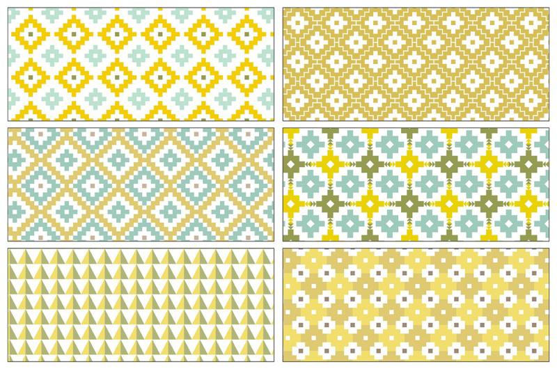 pastel-native-american-patterns