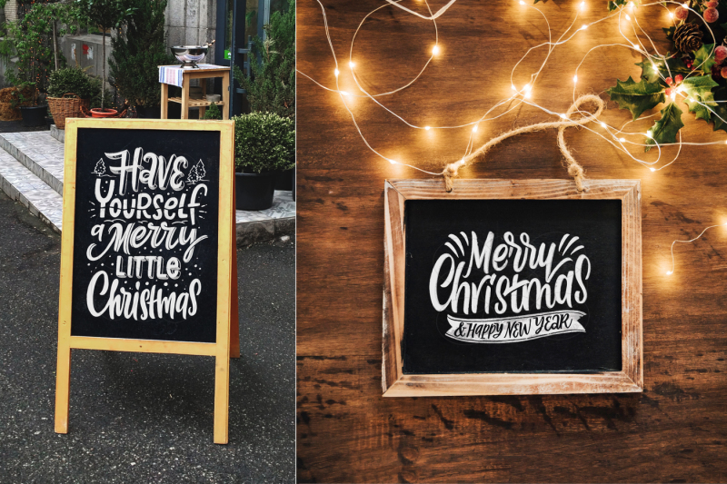chalk-christmas
