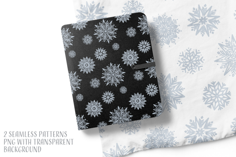 snowflakes-patterns