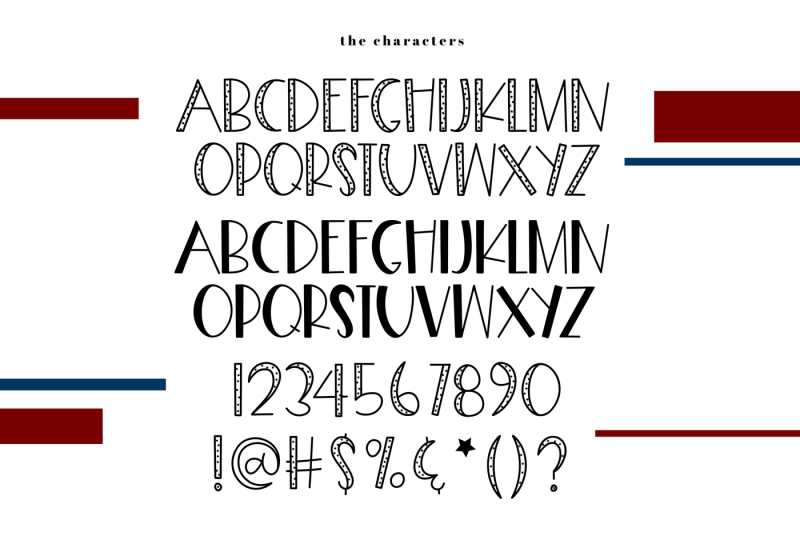 freedom-a-fun-and-patriotic-font