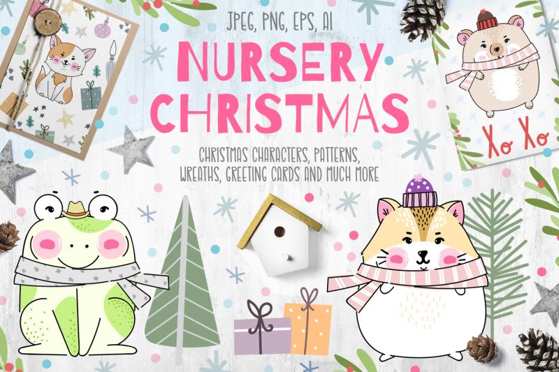 nursery-christmas