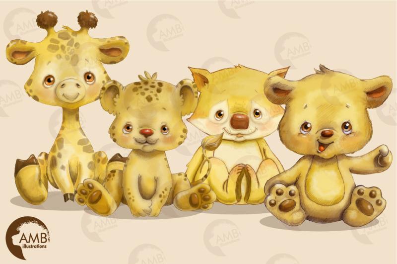 jungle-babies-watercolor-amb-2285