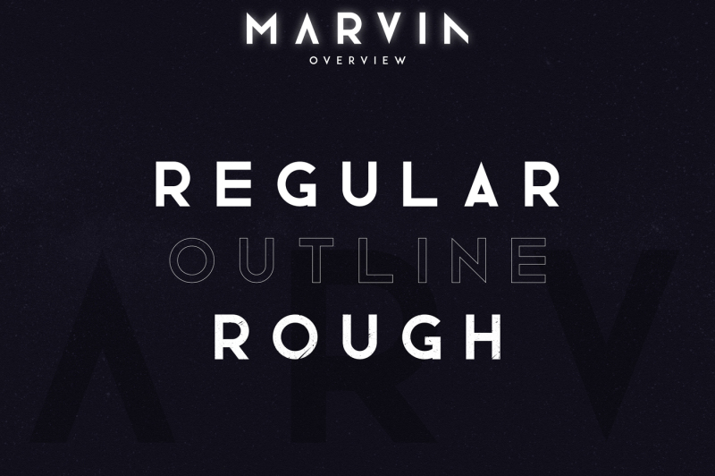 marvin-3-font-styles