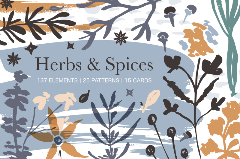 herbs-and-spices-big-graphic-set