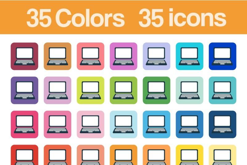 personal-computer-printable-icons