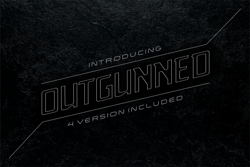 outgunned-display-font-in-4-versions