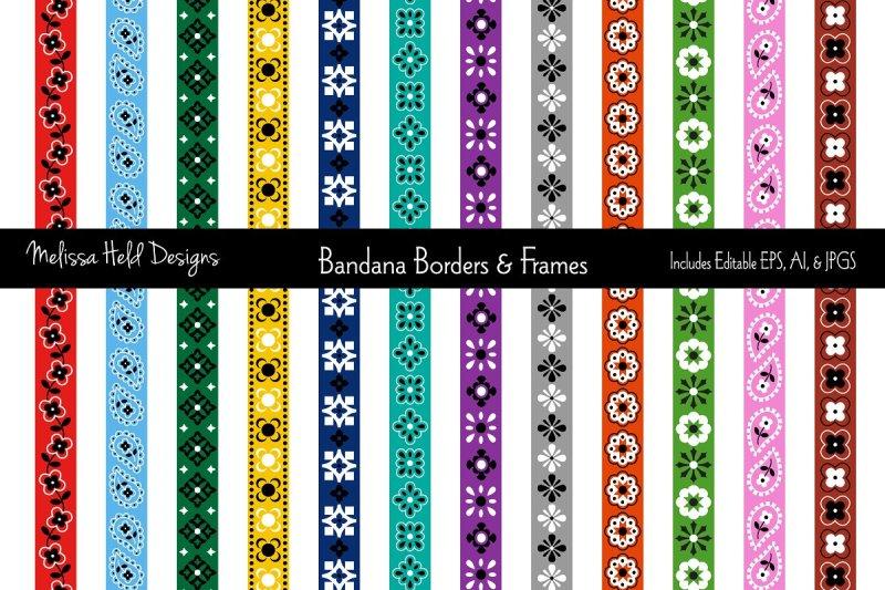 bandana-border-patterns-and-frames