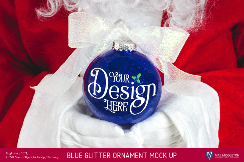 christmas-mock-up-santa-039-s-blue-glitter-ornament