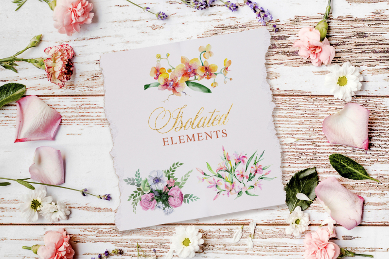 magnificent-bouquets-watercolor-png