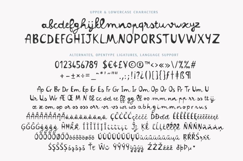 colette-font-pack