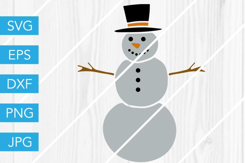 snowman-christmas-winter-svg-dxf-eps-jpg-cut-file-cricut-silhouette