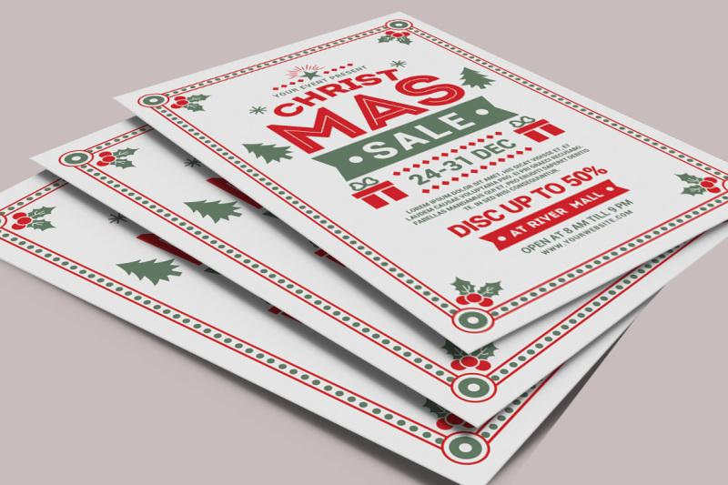 christmas-sale-flyer