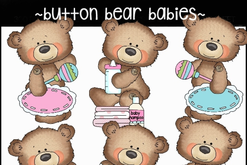 giant-button-bear-all-occasion-huge-clipart-bundle