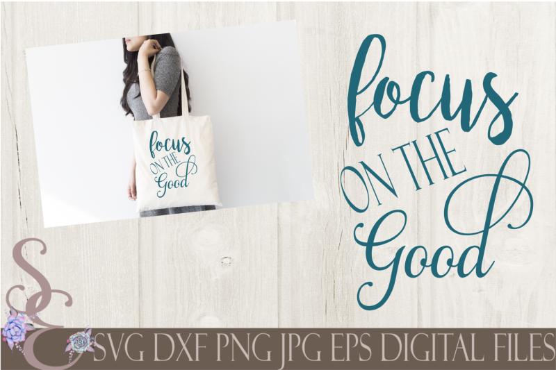 focus-on-the-good-svg