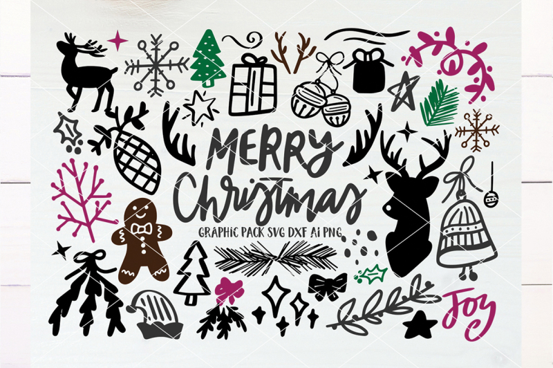 merry-christmas-hand-drawn-graphics-pack-svg-dxf-ai-png
