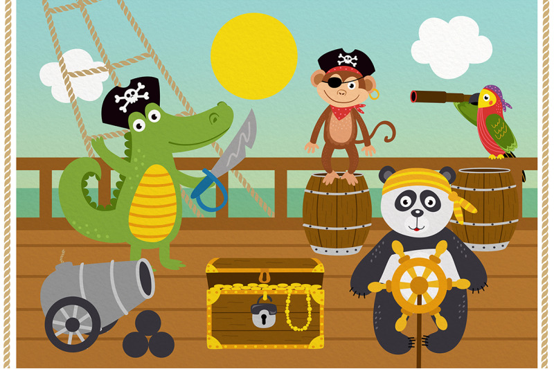 animal-pirates-collection