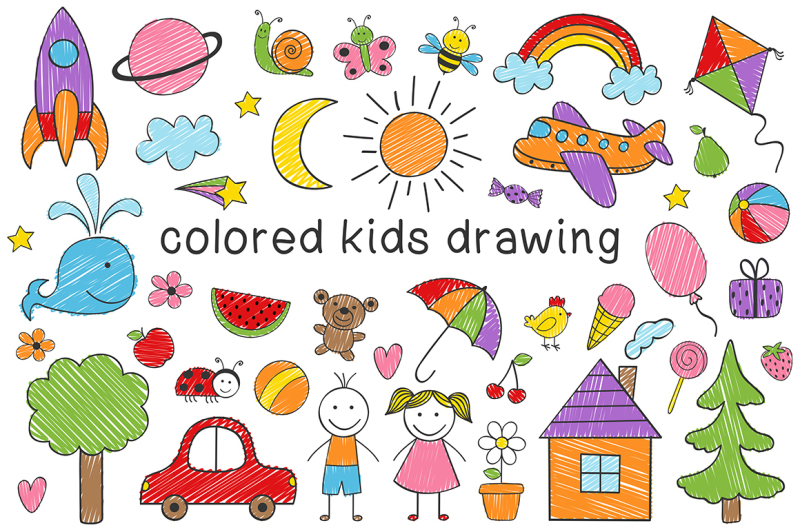 kids-drawing