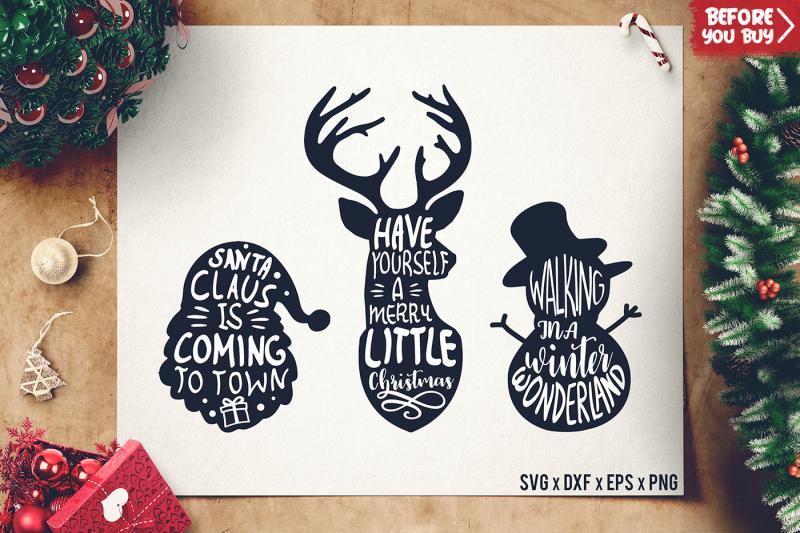 christmas-svg-bundle-christmas-sayings-svg-cricut-files