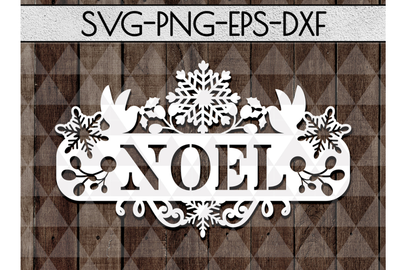 noel-frame-cutting-file-christmas-ornament-papercut-dxf-pdf