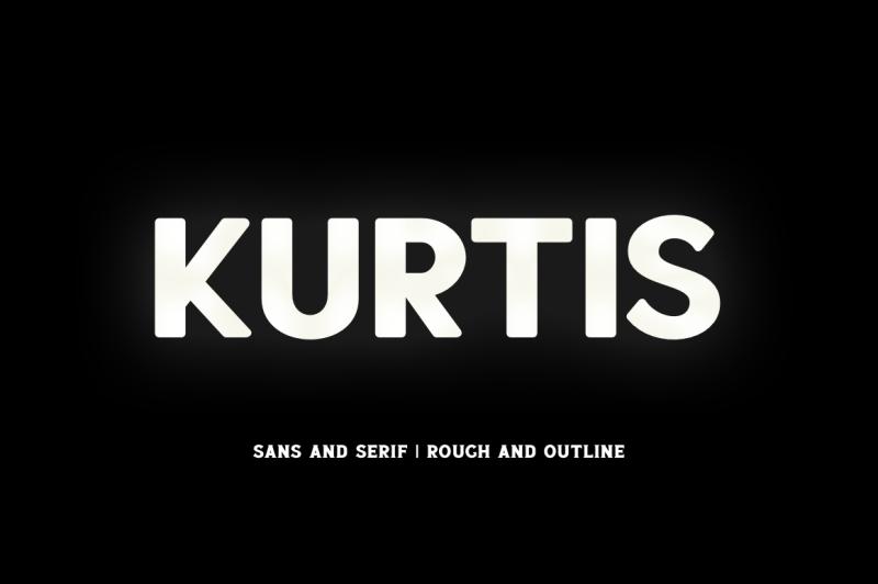 kurtis-font-collection