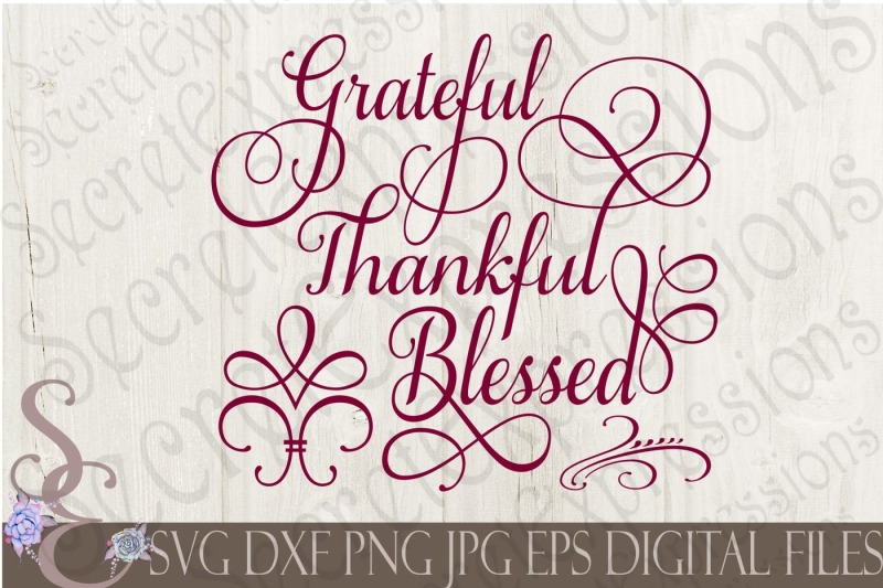 grateful-thankful-blessed-svg