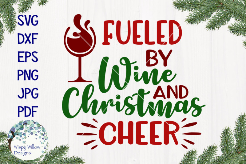 fueled-by-wine-and-christmas-cheer