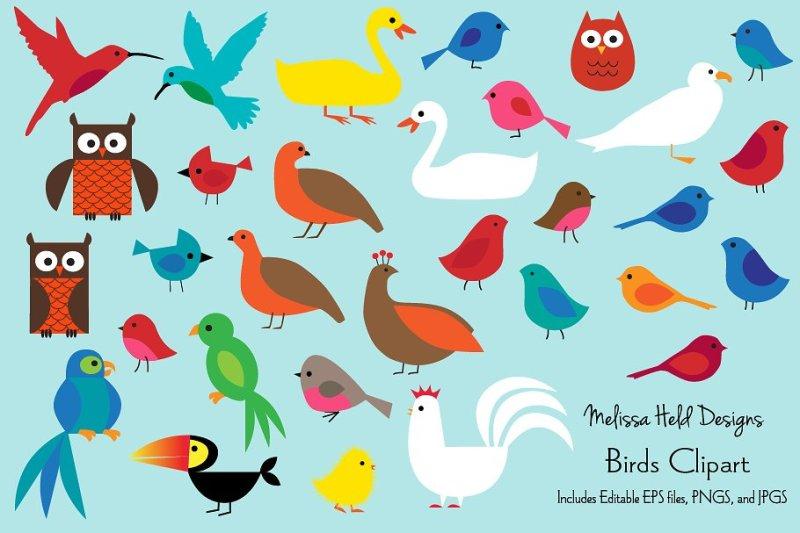 birds-clipart