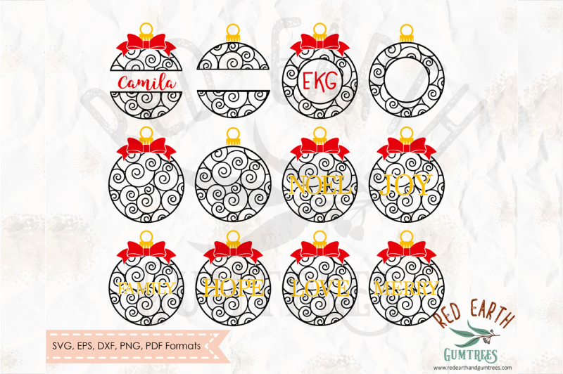 christmas-bauble-bundle-svg-png-eps-dxf-pdf-formats