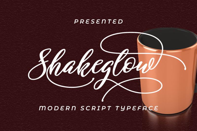 shakeglow-script