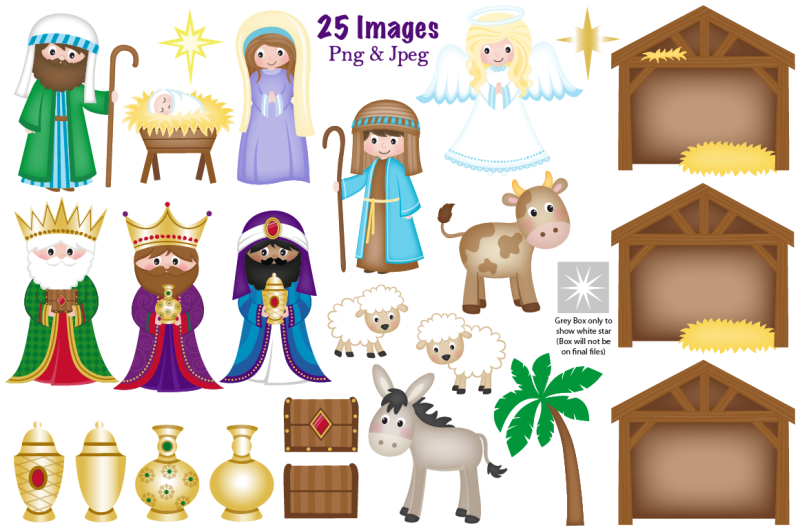 christmas-nativity-clipart-nativity-scene-graphics-amp-illustrations